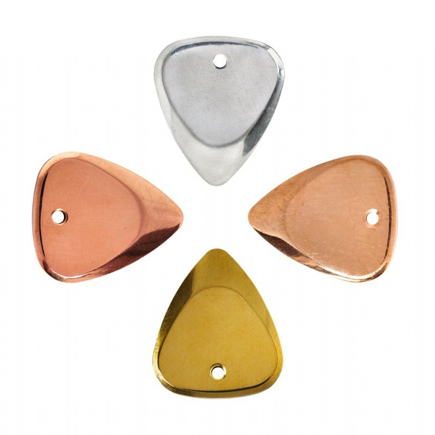 Metal Tones - Pack of 4 Guitar Picks | Timber Tones